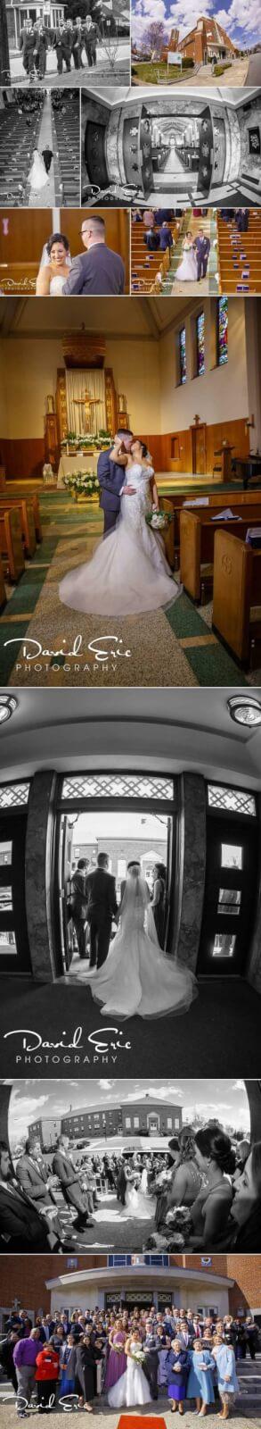 Park Savoy Wedding wedding ceremony at St Ann's