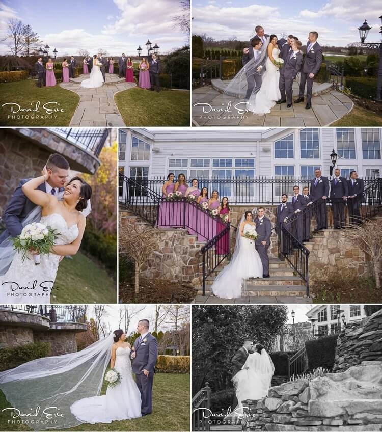 Park Savoy Wedding Photo on the grounds of the venue