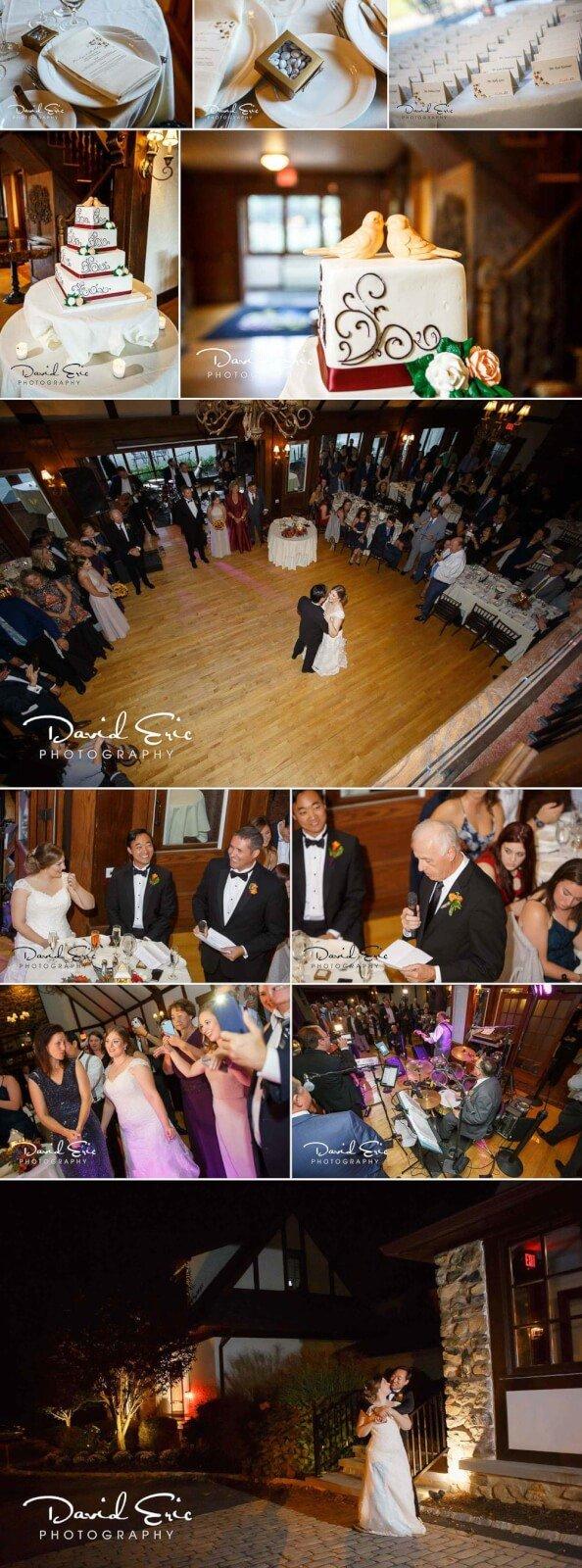 Lake Valhalla Club photos of the reception and festivites