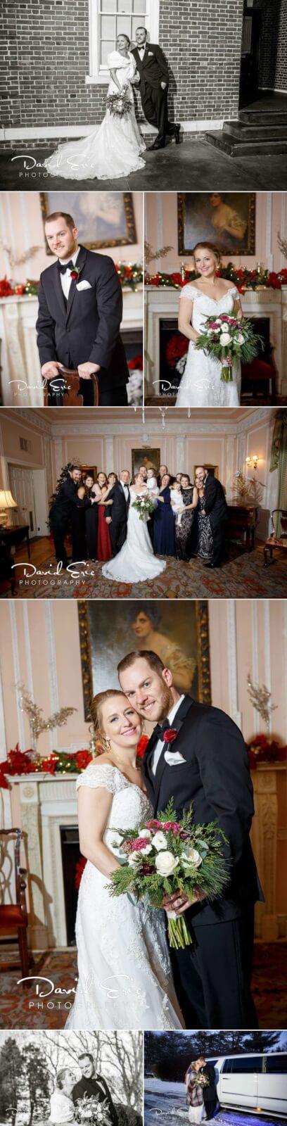 wedding photo at the westin govornor morris in couple photos